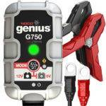 NOCO univerzális, ultra biztonságos okos akksi / akkumulátor töltő G750 0.75A UltraSafe