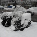 Robogó, motor téli tárolása
