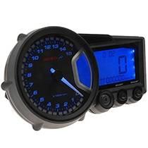 Kilóméteróra, fordulatszámmérő