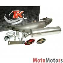 Turbo Kit Road R kipufogó - Yamaha TZR 50 all models